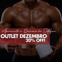 Outlet Dezembro 10% OFF