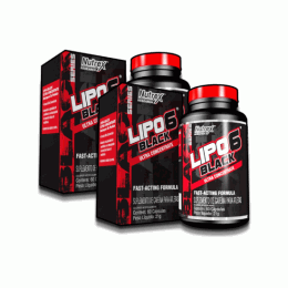 Lipo 6 Black Ultra Concentrate (60 caps)