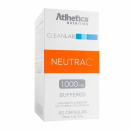 CleanLab Vitamina C 1000mg Buffered (60 caps)