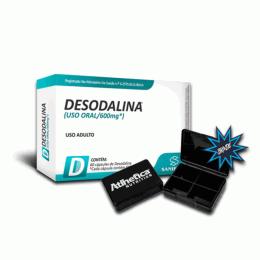 Desodalina (60 caps) + Porta Cápsula