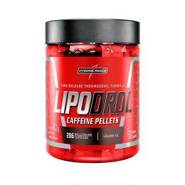 Lipodrol Caffeine Pellets (60 Cápsulas) - integral