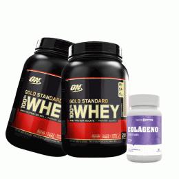 100% Whey Protein Gold Standard (909g